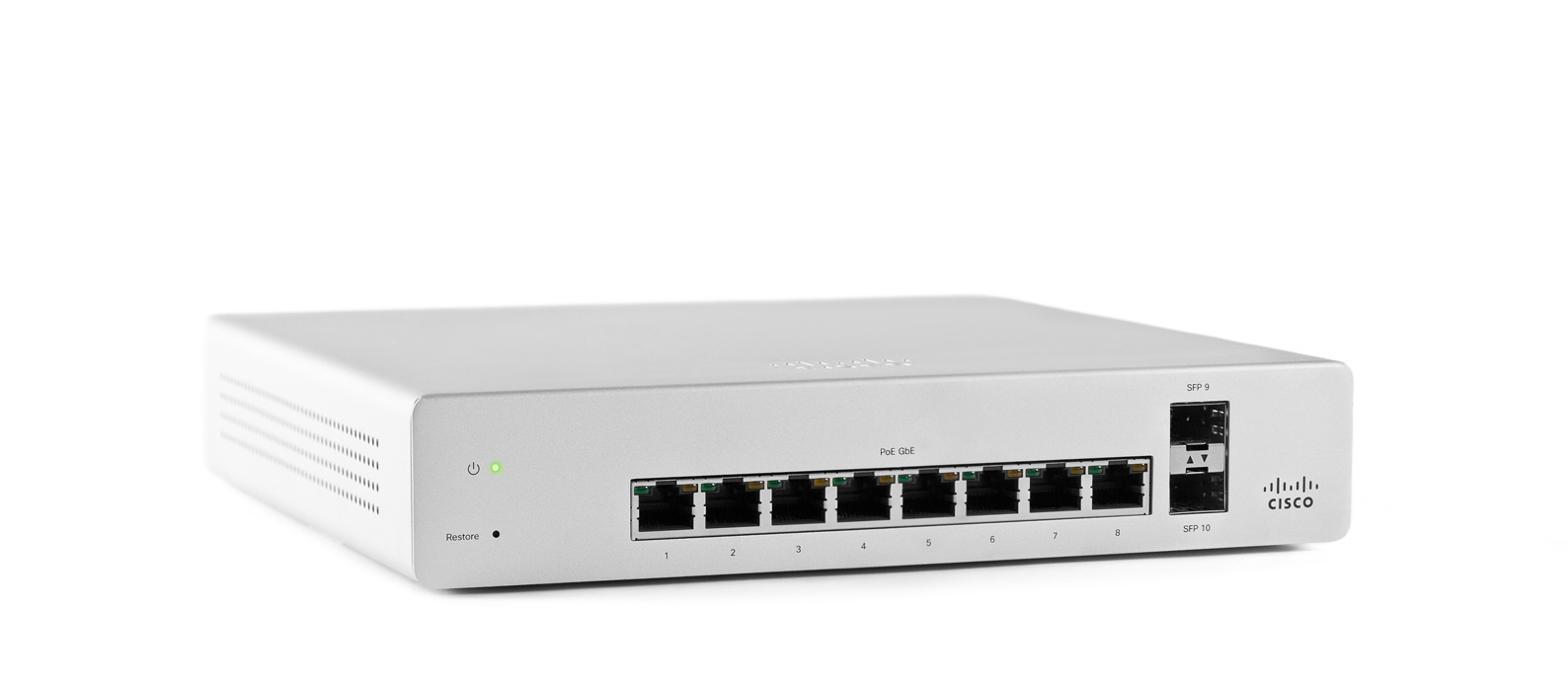 CISCO MS220-8P-HW MERAKI MS220 CLOUD MANAGED 8 PO