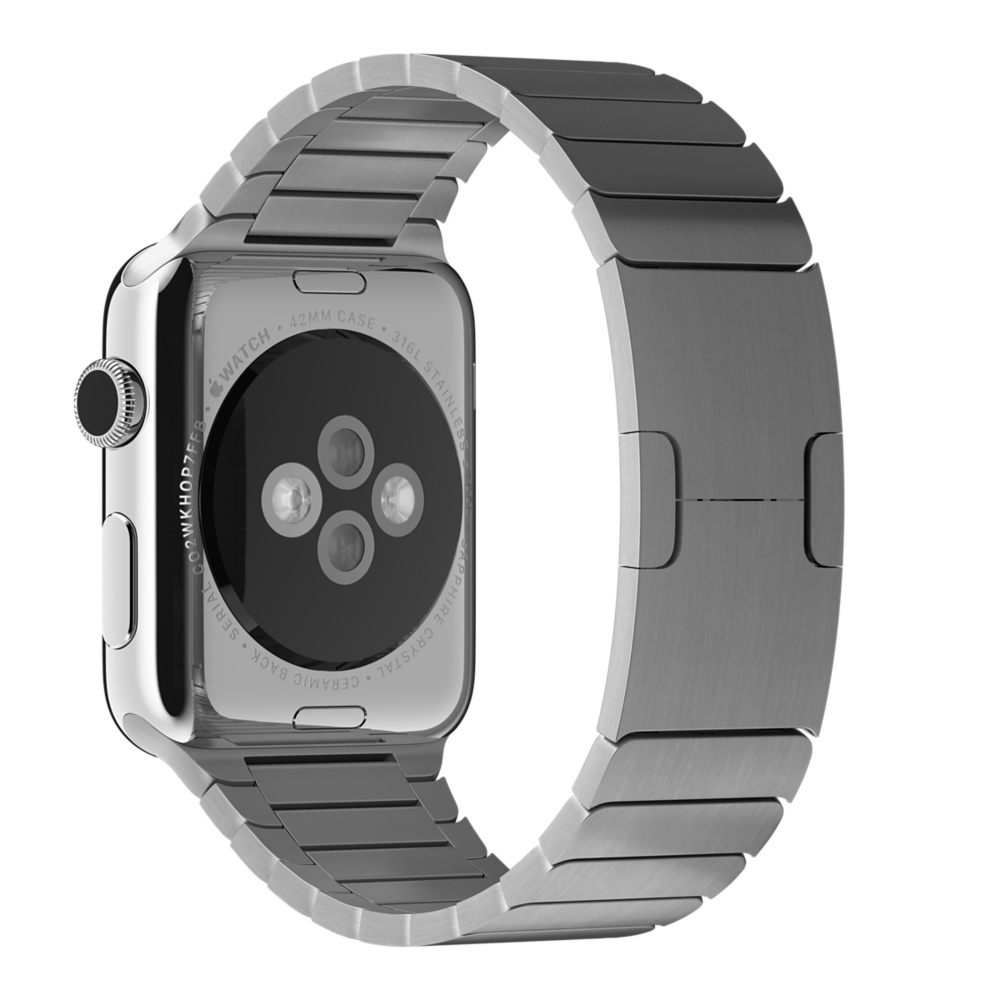 APPLE MJ5J2ZM/A BAND STAINLESS STEEL