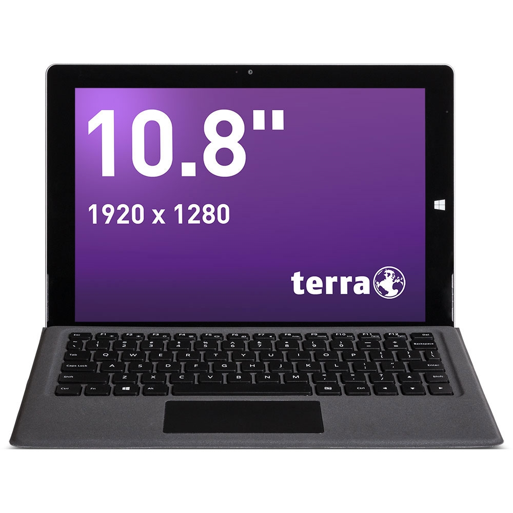 WORTMANN AG F1T TASTATUR UK TERRA TYPE COVER PAD 1062