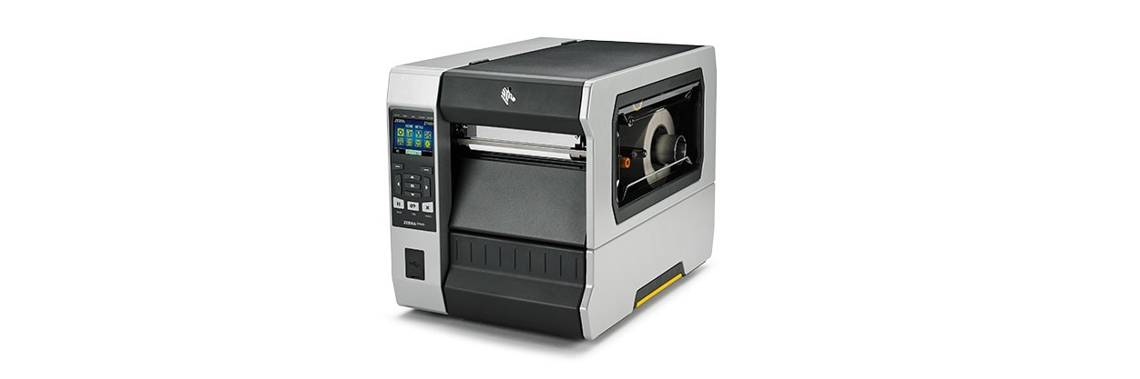 ZEBRA ZT620 THERMAL TRANS 300 X 300DPI LABEL PRINTER