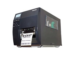 TOSHIBA B-EX4T1 DIRECT THERMAL / TRANS 203 X 305DPI LABEL PRINTER