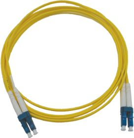 PROLABS CAB-OS1-LC-LC-5M LC-LC OS1 5M 2X LC LSZH YELLOW FIBER OPTIC CABLE