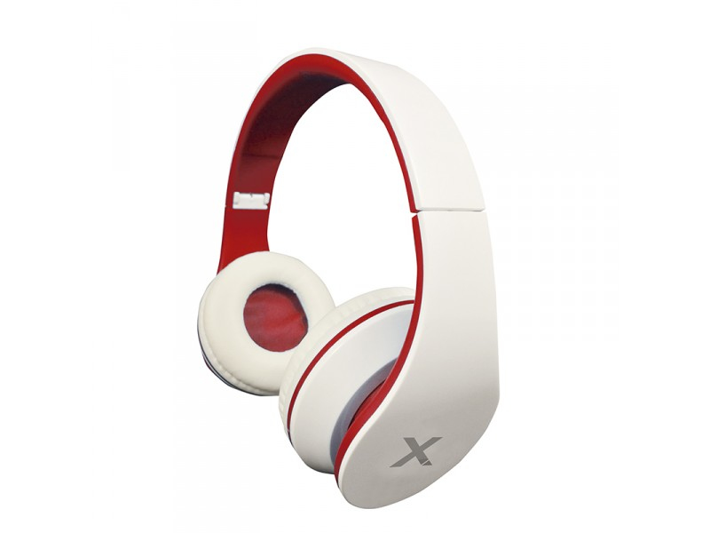 APPROX APPDJJAZZWR DJ JAZZ RED, WHITE SUPRAAURAL HEAD-BAND HEADPHONE