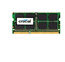 CRUCIAL CT4G3S160BJM 4GB DDR3L 1600MHZ MEMORY MODULE