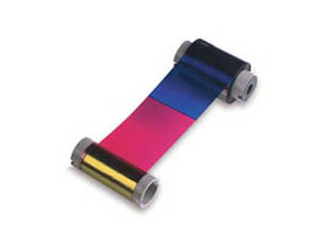 ZEBRA TRUE COLOURS I SERIES YMCK RIBBON PRINTER