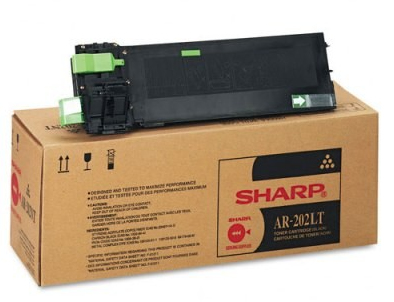 SHARP AR-020LT TONER BLACK, 16K PAGES