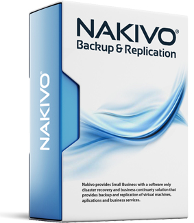 NAKIVO A2253B BACKUP & REPLICATION ENTERPRISE