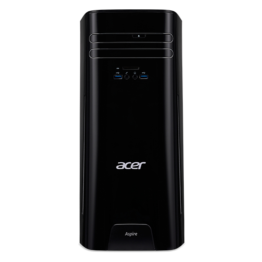 ACER ASPIRE TC-780 3.7GHZ I3-6100 BLACK PC