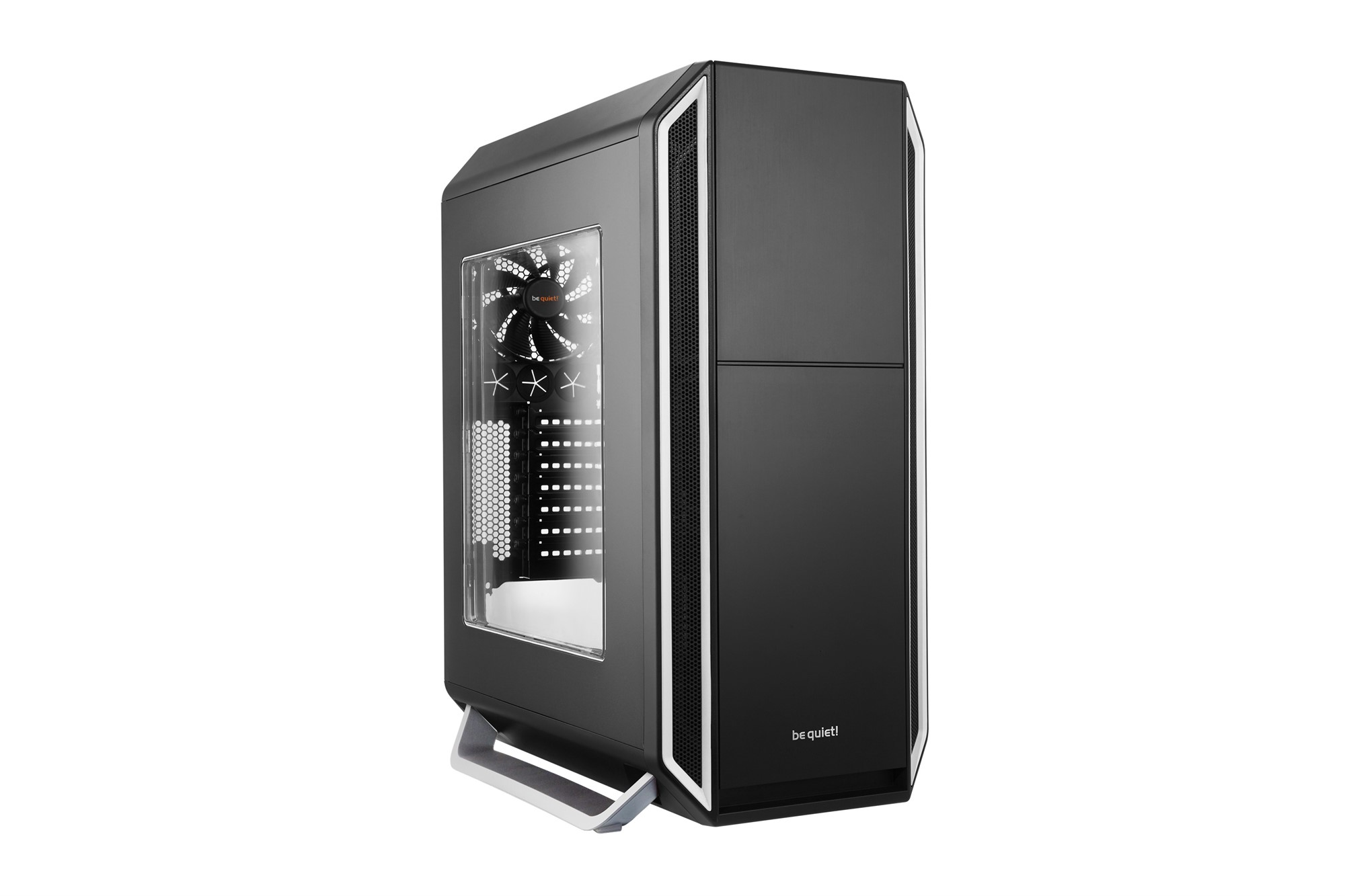 BE QUIET! BGW03 SILENT BASE 800 TOWER BLACK,SILVER COMPUTER CASE