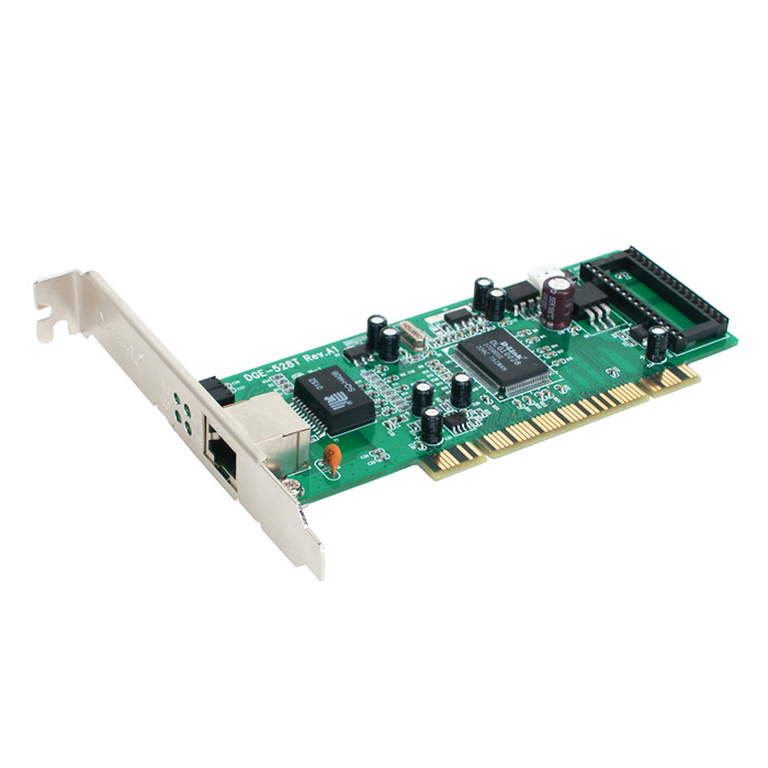D-LINK DGE-528T INTERNAL ETHERNET 2000MBIT/S NETWORKING CARD