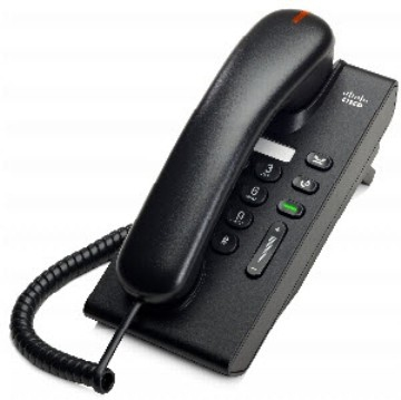 CISCO CP-6901-C-K9= 6901 CHARCOAL IP PHONE