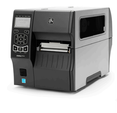 ZEBRA ZT410 THERMAL TRANS LABEL PRINTER