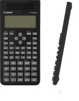 CANON F-718SGA DESKTOP SCIENTIFIC BLACK CALCULATOR