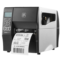 ZEBRA ZT230 DIRECT THERMAL 203 X 203DPI LABEL PRINTER
