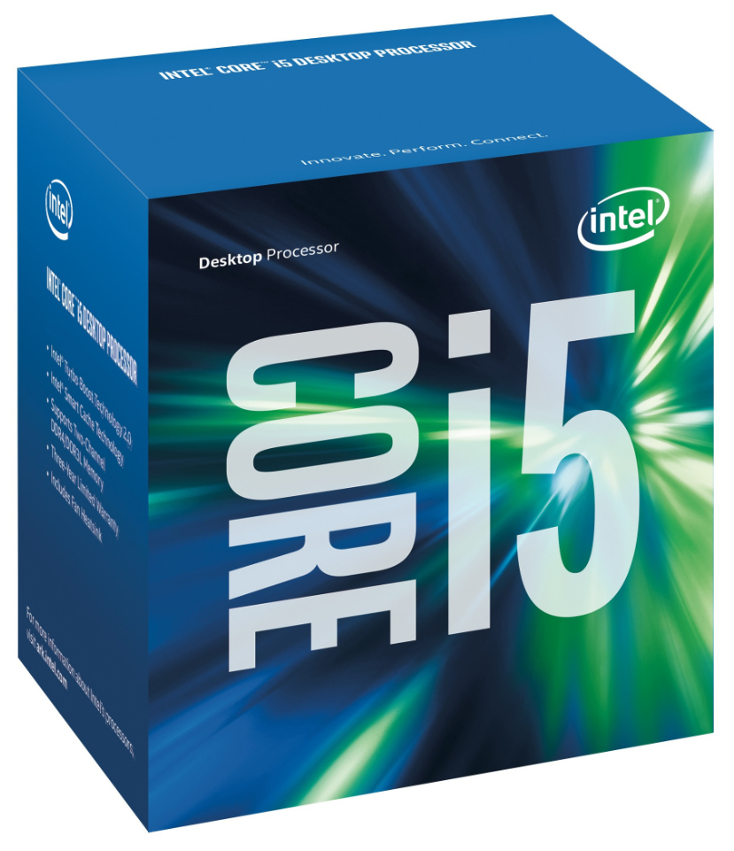 INTEL CORE I5-7600K PROCESSOR (6M CACHE, UP TO 4.20 GHZ) 3.8GHZ 6MB SMART CACHE BOX