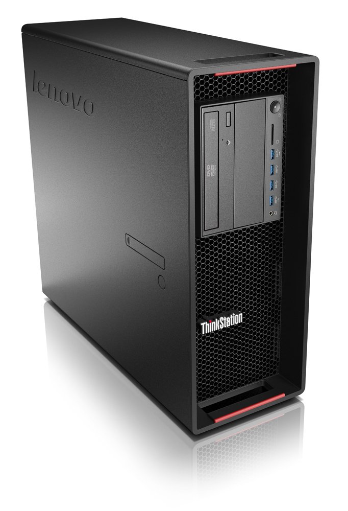 LENOVO 30A7S07W00-06 THINKSTATION P500 2.4GHZ E5-2620V3 TOWER BLACK WORKSTATION