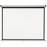 NOBO 1902394 WALL MOUNTED PROJECTION SCREEN 2400X1813MM