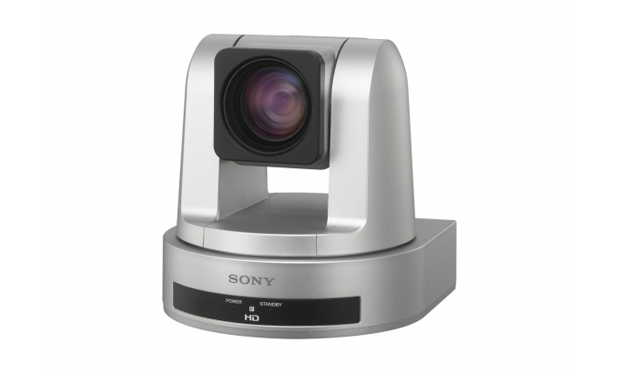 SONY SRG-120DS IP SECURITY CAMERA INDOOR & OUTDOOR BOX SILVER
