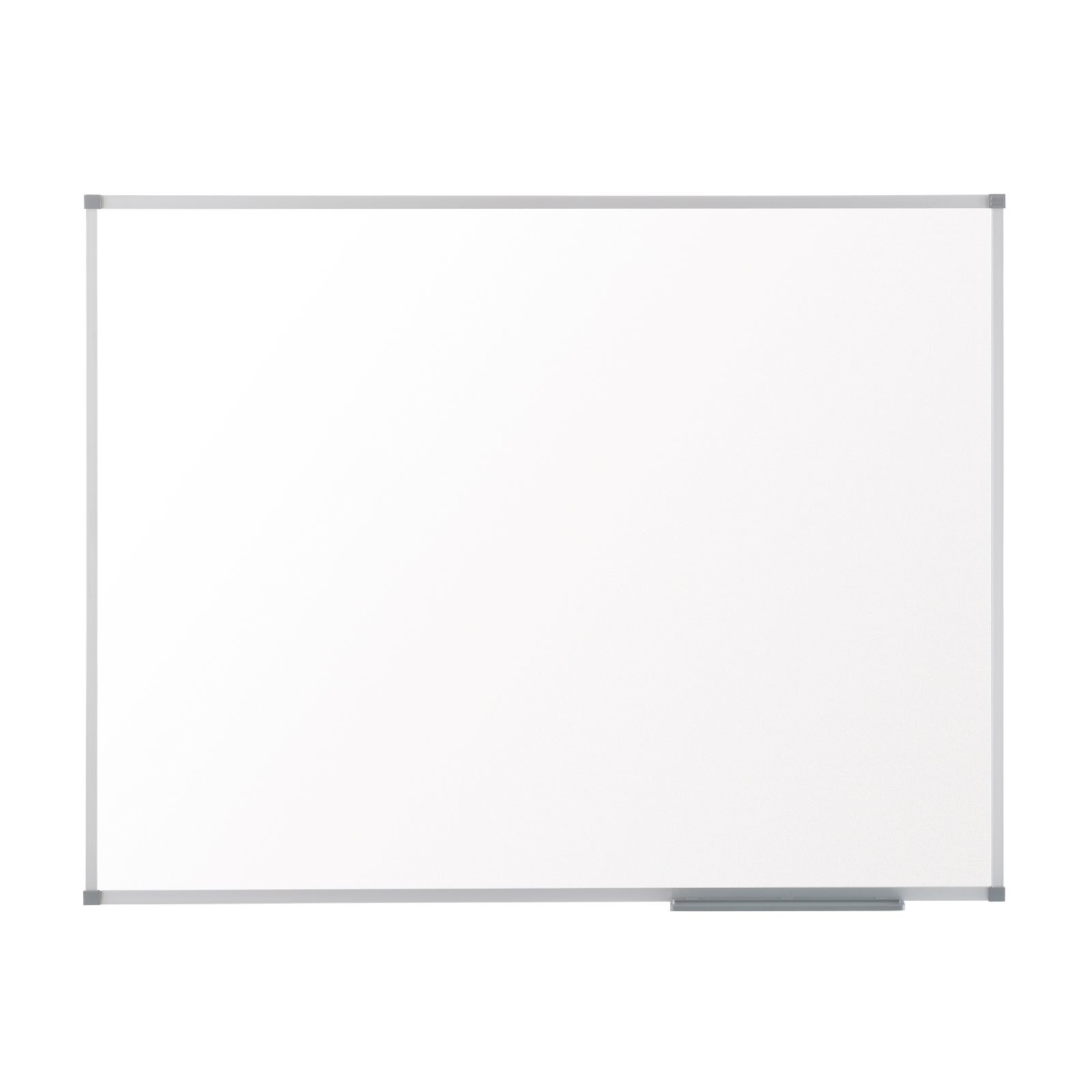 NOBO 1905209 BASIC STEEL MAGNETIC WHITEBOARD 600X450MM WITH TRIM