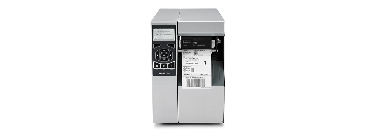ZEBRA ZT510 THERMAL TRANS 300 X 300DPI LABEL PRINTER