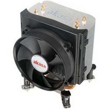 AKASA X4 PERFORMANCE MULTI-PLATFORM CPU COOLER