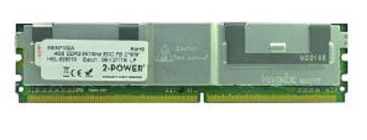 2-POWER MEM7102A 4GB DDR2 667MHZ ECC MEMORY MODULE