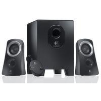 LOGITECH Z313 2.1CHANNELS 25W BLACK SPEAKER SET