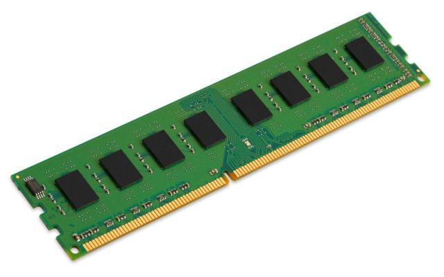 KINGSTON VALUERAM 8GB DDR3L 1600MHZ MODULE MEMORY