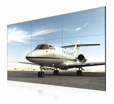 LG 55LV35A DIGITAL SIGNAGE FLAT PANEL 55