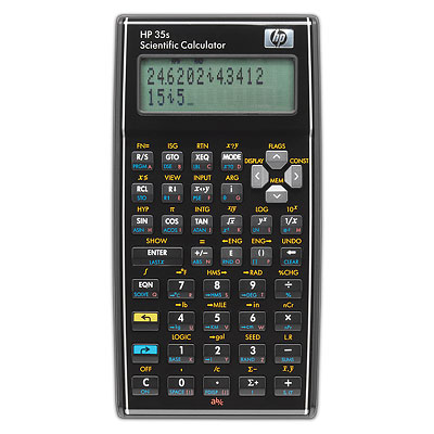 HP F2215AA#B12 35S SCIENTIFIC CALCULATOR