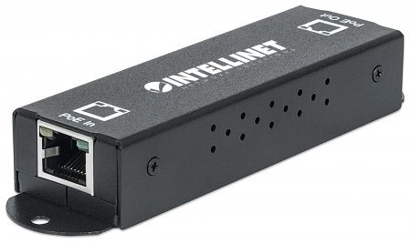 INTELLINET 560962 FAST ETHERNET, GIGABIT ETHERNET 48V POE ADAPTER