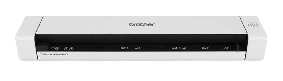 BROTHER DS-620 SHEET-FED SCANNER 600 X 600DPI A4 BLACK,WHITE