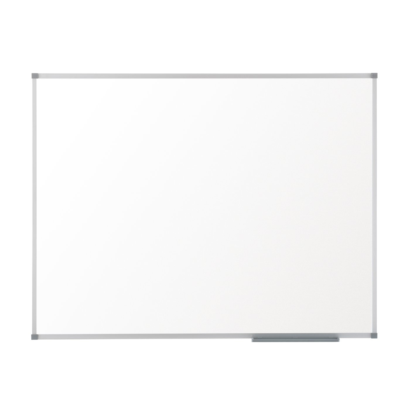 NOBO 1905203 BASIC MELAMINE NON MAGNETIC WHITEBOARD 1200X900MM WITH TRIM