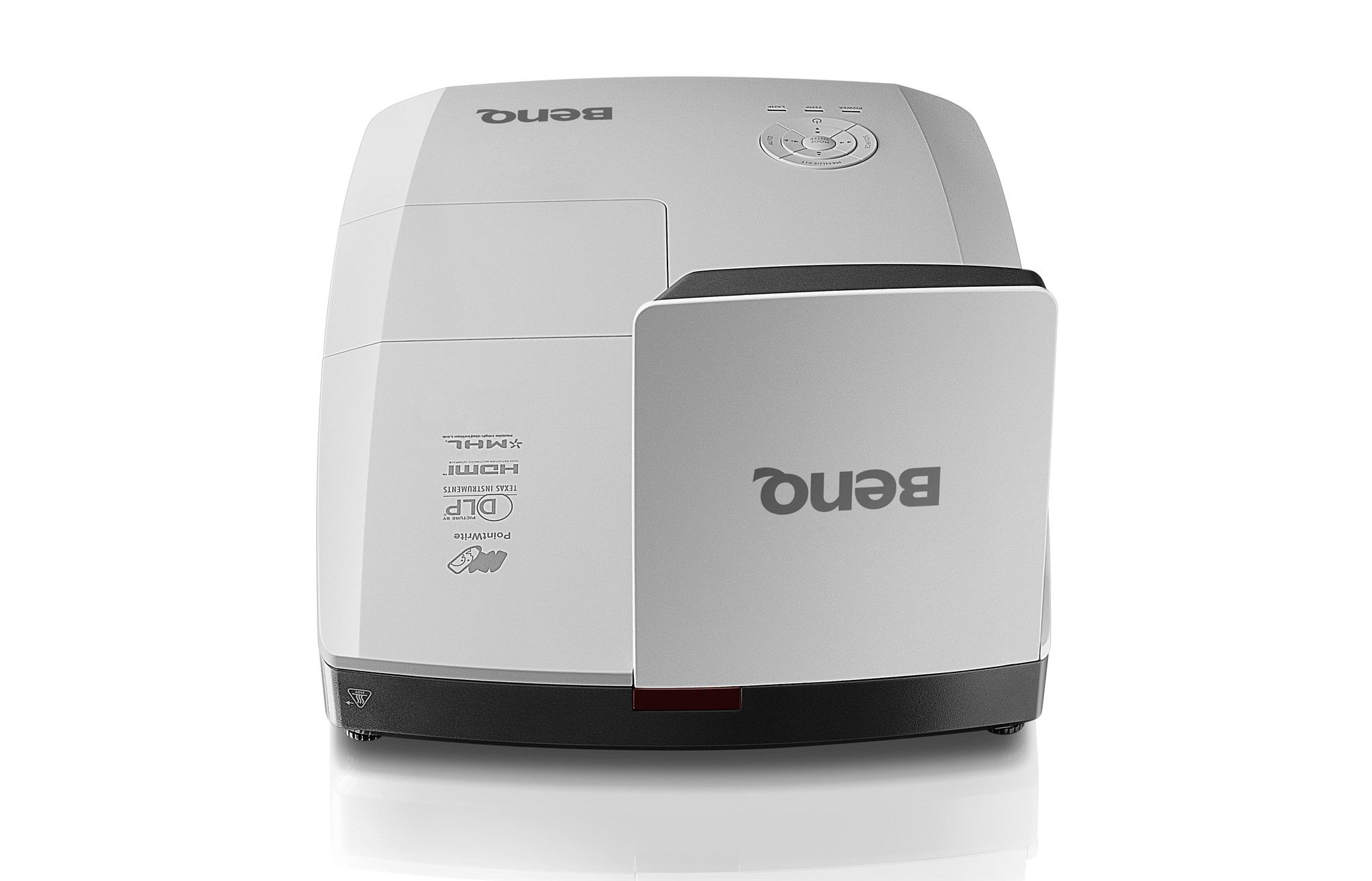 BENQ MX854UST DESKTOP PROJECTOR 3500ANSI LUMENS DLP XGA (1024X768) BLACK,WHITE DATA
