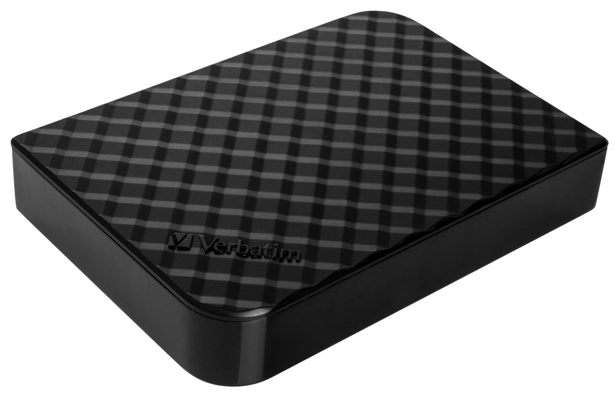 VERBATIM 47683 STORE 'N' SAVE 2000GB BLACK EXTERNAL HARD DRIVE