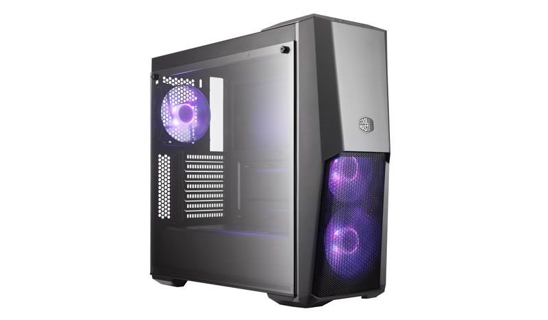 COOLER MASTER MASTERBOX MB500 MIDI-TOWER BLACK COMPUTER CASE