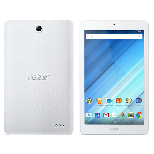 ACER ICONIA ONE 8 B1-850 16GB WHITE TABLET