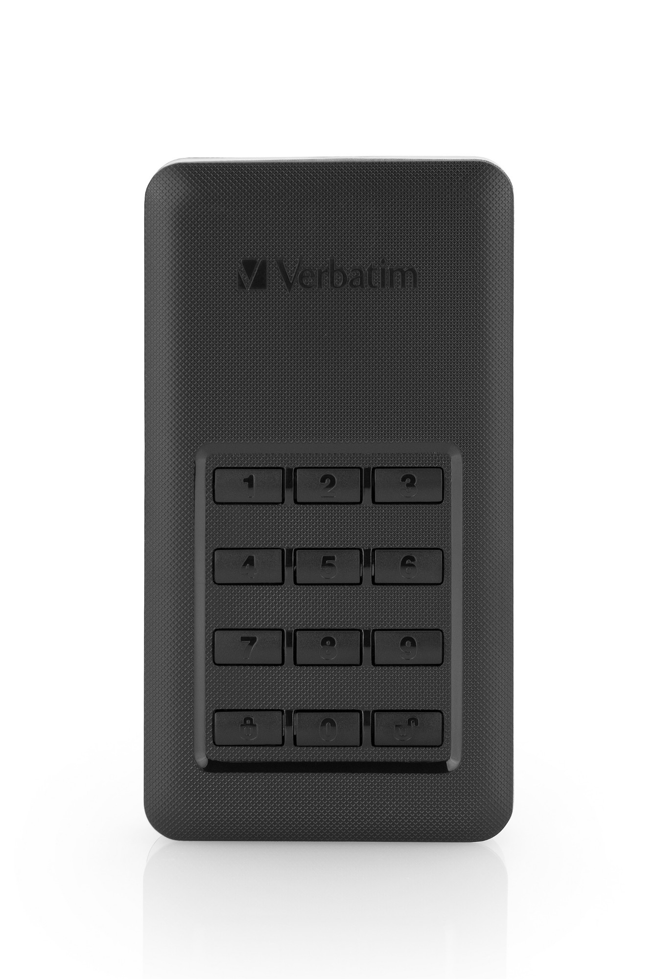 VERBATIM 53402 STORE 'N' GO SECURE PORTABLE SSD WITH KEYPAD ACCESS, USB 3.1, 256GB