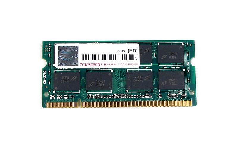 TRANSCEND 8GB DDR3 1333MHZ SO-DIMM CL9 MEMORY MODULE
