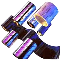 ZEBRA MEDIA 2300 WAX RIBBON, 12 PCS PRINTER RIBBON