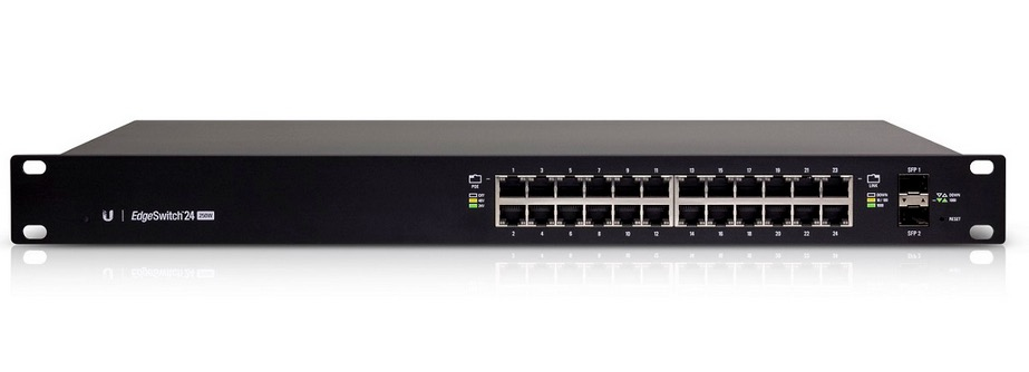 UBIQUITI NETWORKS ES-24-250W MANAGED NETWORK SWITCH