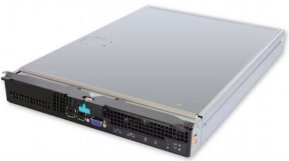 INTEL MFS5520VIBR 1U BLACK,GREY SERVER BAREBONE