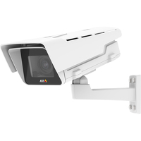 AXIS 01109-001 P1368-E IP SECURITY CAMERA INDOOR & OUTDOOR BULLET WHITE