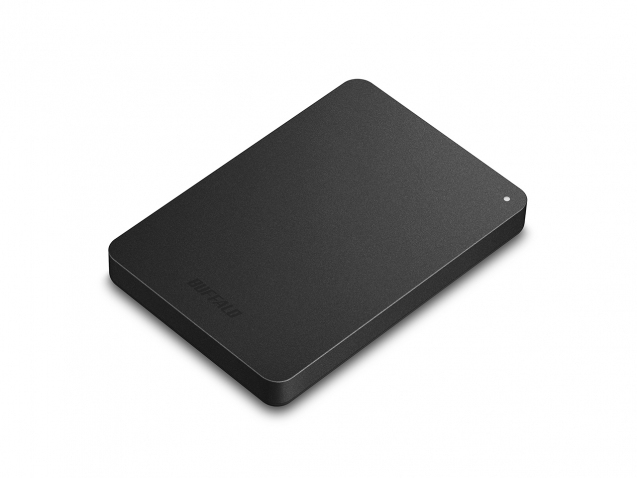 BUFFALO HD-PNF4.0U3GB-EU HD-PNFU3 4000GB BLACK EXTERNAL HARD DRIVE