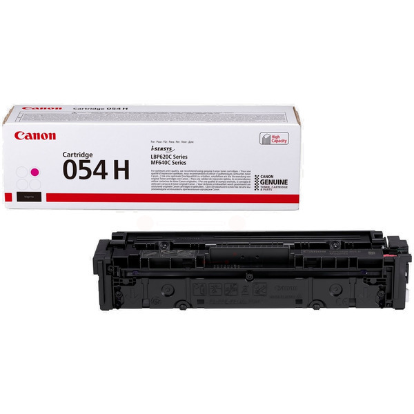 Canon 3026C002 (054 H) Toner magenta, 2.3K pages