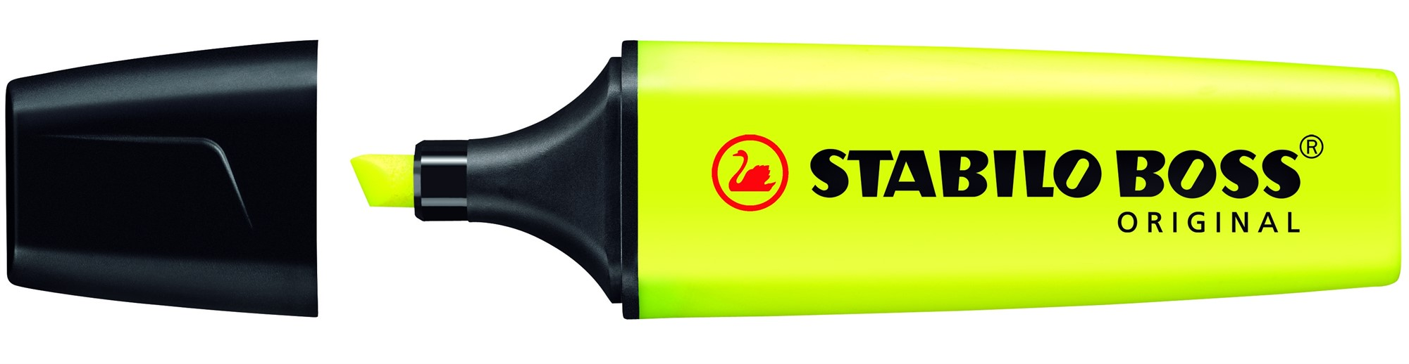 STABILO 70/24 BOSS ORIGINAL YELLOW 10PC(S) MARKER