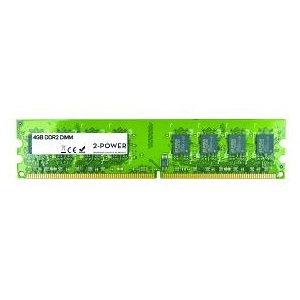 2-POWER MEM1303A 4GB DDR2 800MHZ DIMM MEMORY MODULE