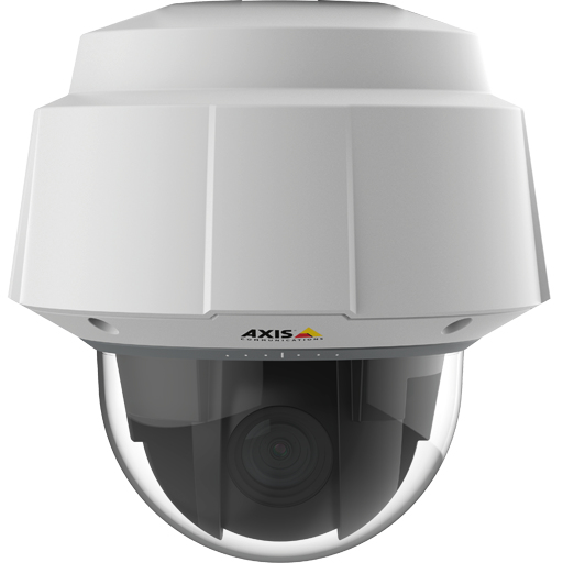 AXIS 0909-002 Q6055-E 50HZ IP SECURITY CAMERA OUTDOOR DOME WHITE 1920 X 1080PIXELS