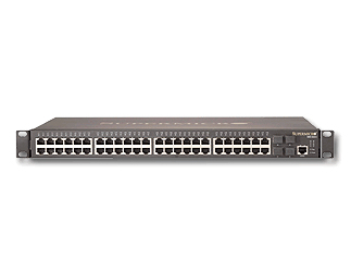 SUPERMICRO SSE-G2252 MANAGED NETWORK SWITCH L2 1U BLACK
