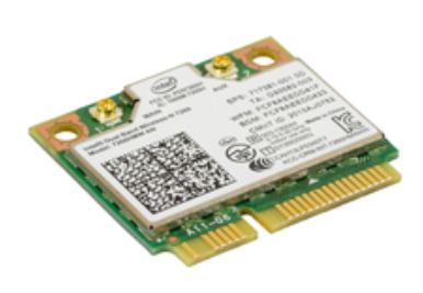 HP 717381-001 WLAN CARD NOTEBOOK SPARE PART